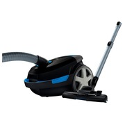 Philips Performer Compact FC8371 - vacuum cleaner - canister - deep black