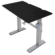 Ergotron WorkFit-DL - sit/standing desk