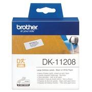 Brother DK-11208 - adresetiketten