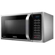 Samsung MC28H5015AS Smart Oven - microwave oven with convection and grill - freestanding - silver