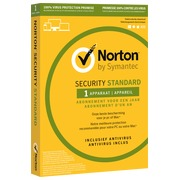 Norton Security Standard 2019 - 1 Appareil - 1 an - PC/Mac/iOS/Android