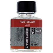 Amsterdam vernis acryl satiné, bouteille de 75 ml