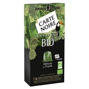 Capsules de café Carte Noire  Espresso Bio - Boîte de 10
