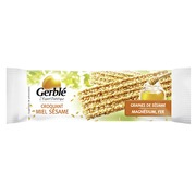 Gerblé crunchy biscuit with honey and sesame - bar of 27 g