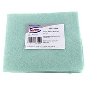 Dishcloths Wasset non-woven green - pack of 10