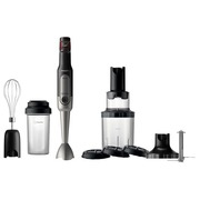 Philips Viva Collection ProMix HR2657 - hand blender - black/stainless steel
