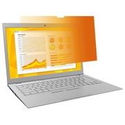 Filtre de confidentialité Gold 3M pour rdinateur portable à écran panoramique 12,1 pouces