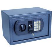 Coffre-fort Pavo 350x250x250mm ëlectronique gris foncé