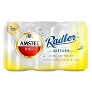 Bière Amstel Radler canette 0,33L