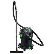 Aspirateur professionnel eau et poussière I.C.A. NRG 1/30 TC CLEAN - 30 litres