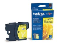Cartridge Brother LC1100 yellow