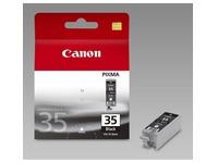 Cartouche Canon PGI-35 noire pour imprimante jet d'encre