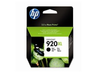 Cartridge HP 920XL zwart
