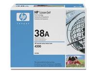 Lasercartridge zwart HP Q1338A - HP 38A