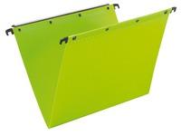 Suspension files for drawers 33 cm , polypropylene, normal bottom