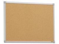 Cork board aluminium frame 45 x 60 cm