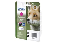 Cartouche Epson T128X couleurs séparées