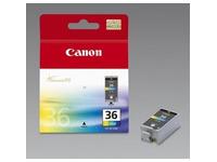 Cartouche Canon CLI-36 couleurs