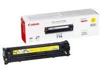 Toner Canon 716 afzonderlijke kleuren