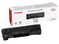 Toner Canon 712 zwart