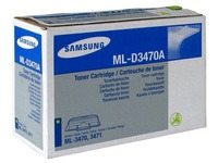Cartridge laser zwart Samsung ML-D3470A