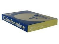 Papier couleur A3 80 g Clairefontaine Trophée couleurs pastel - Ramette de 500 feuilles