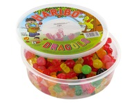 Box of 750 g sweets Haribo Dragolo