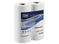 Rouleau essuie-tout papier Tork - Carton de 24 rouleaux