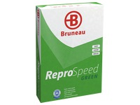 Paper recycled A4 weiß 80 g Bruneau Reprospeed Green - Ream of 500 sheets
