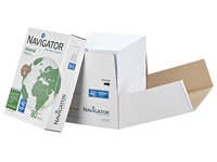 Box of 2500 sheets Navigator Universal paper A4 80 g