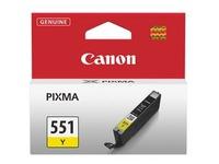 Cartridge Canon CLI-551 geel