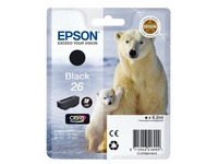 Cartridge Epson 26 Schwarz