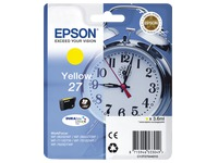 Cartridge Epson 27 geel