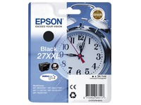Cartridge Epson 27XXL Schwarz