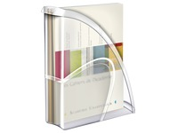 Magazine holder Cep classic colours back 8,2 cm