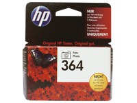 Cartridge HP 364 foto zwart
