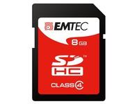 Geheugenkaart Emtec 8 GB