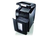Papierversnipperaar Rexel Auto + 300