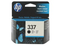 Cartridge HP 337 zwart