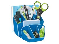 Pen holder plastic Cep Gloss blue