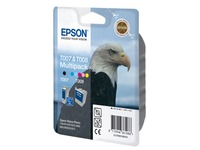 C13T00740310 EPSON PH790 TINTE (2) BK-CL