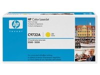 C9732A HP CLJ5500 CARTRIDGE YELLOW
