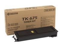 TK675 KYOCERA KM2560 TONER BLACK (1T02H00EU0)
