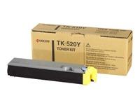 TK520Y KYOCERA FSC5015N TONER YELLOW