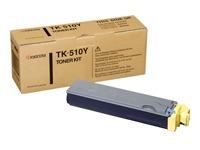TK510Y KYOCERA FSC5020N TONER YELLOW (120033440101)