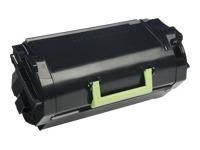 52D2H00 LEXMARK MS810DN TONER BLACK HC