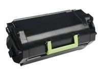 62D2H00 LEXMARK MX710DE TONER BLACK HC