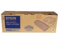 Epson - hoge capaciteit - zwart - origineel - tonercartridge (C13S050435)