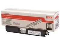 44250724 OKI C110 TONER BLACK HC