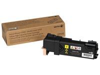 Xerox Phaser 6500 - hoge capaciteit - geel - origineel - tonercartridge (106R01596)